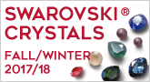 SWAROVSKI CRYSTALS Fall/Winter 2017/18